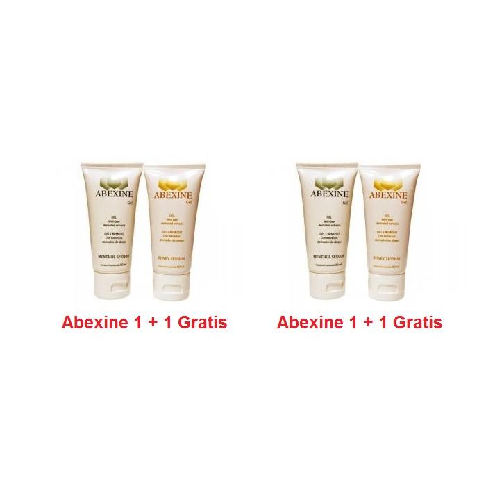 Abexine Gel - antialgic local - 2+2 gratis