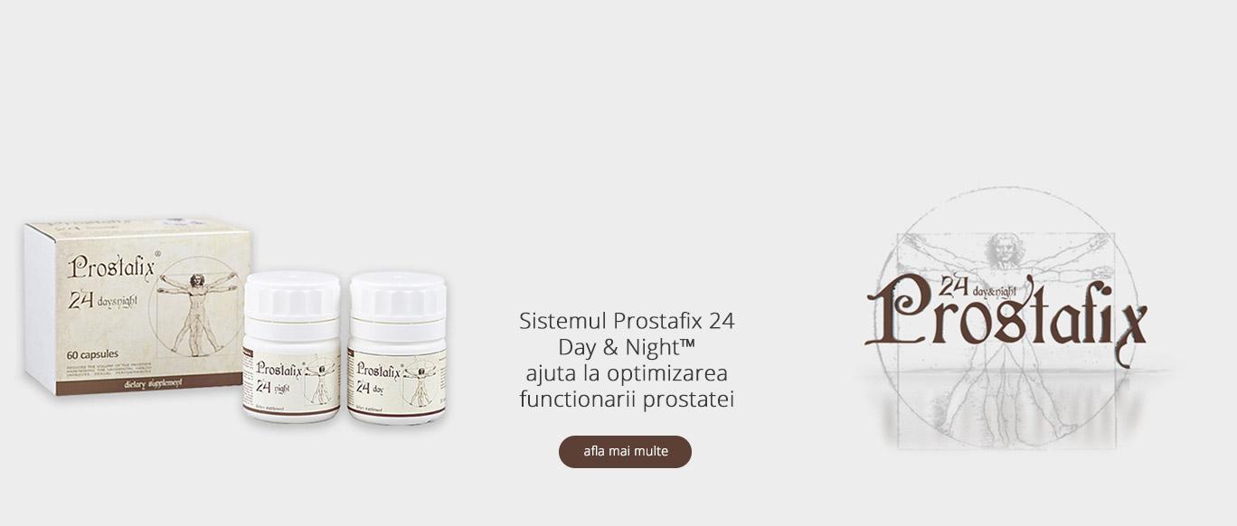 Prostafix 24 – tratament prostata