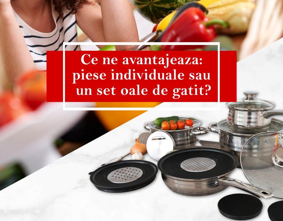 set oale de gătit